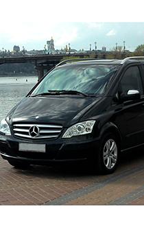 Минивэн такси Гаспра - Балаклава